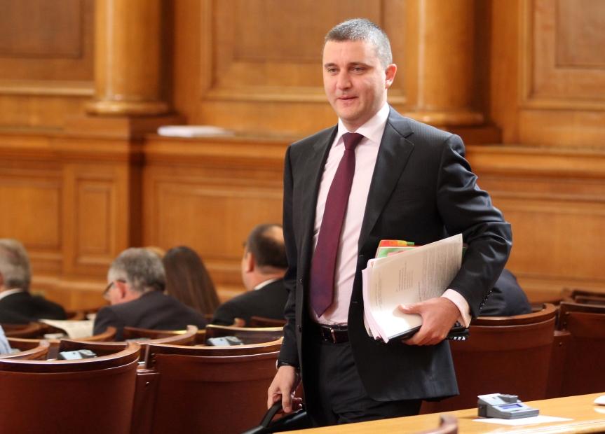 Министърът на финансите: Удовлетворен съм от това, което оставяме на следващотоправителство