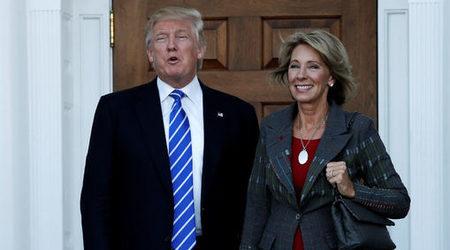 Милиардер-лобист ще е министър на образованието в екипа наТръмп