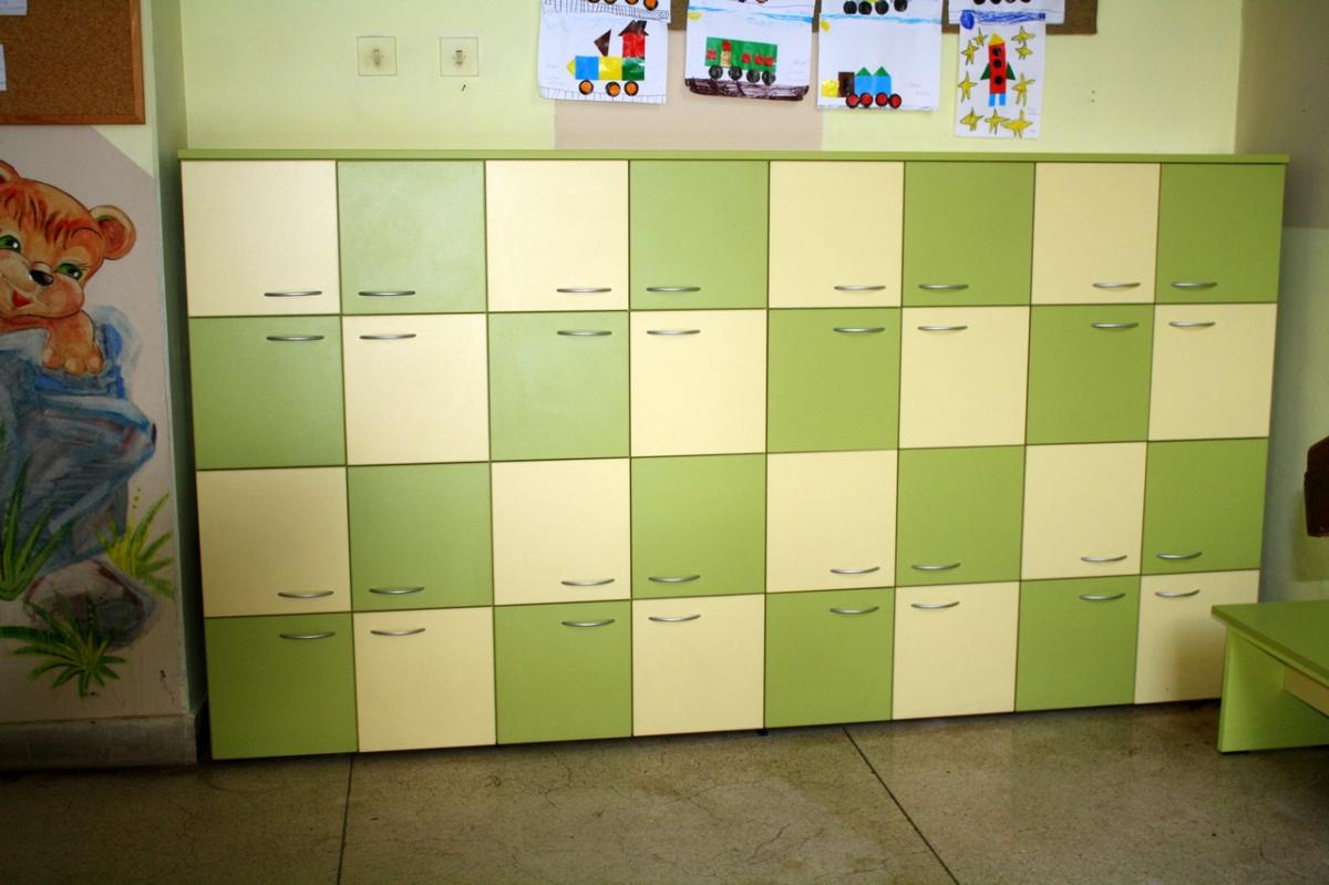 Започна кандидатстването за закупуване на ученически шкафчета